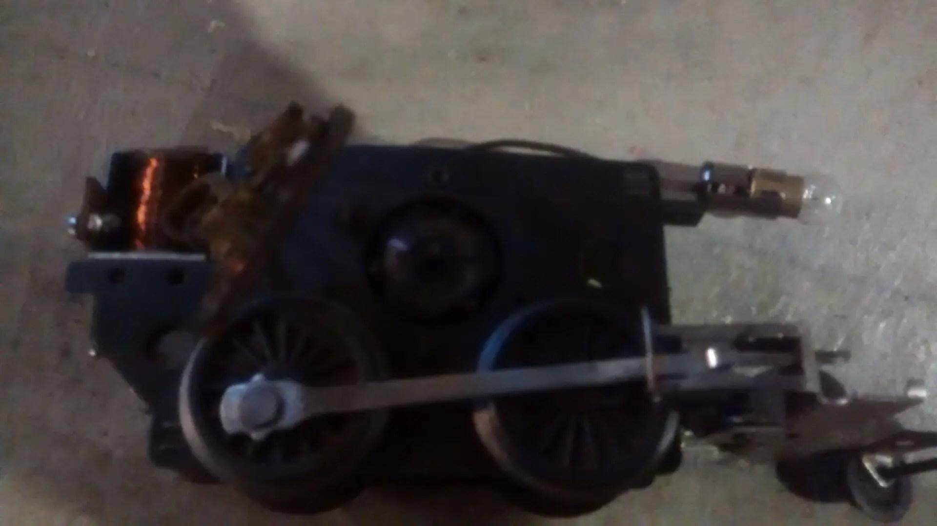 Repair a Lionel train motor - The Silicon UndergroundThe Silicon Underground