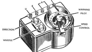 wiring a lionel lw transformer