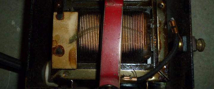 Repair a Marx 709 transformer
