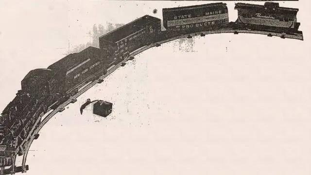 sizes of Marx trains