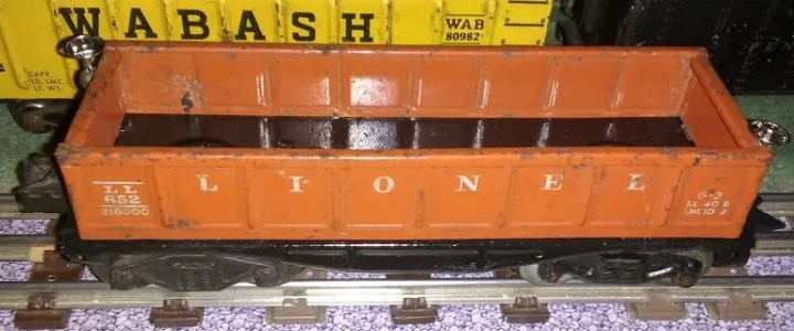 Replace missing Lionel brakewheels with sew-on snaps