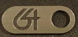 silver label commodore 64