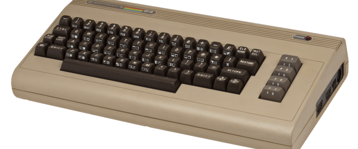 What did a Commodore 64 cost?