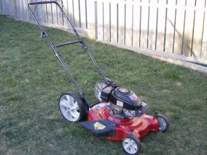 oil for under your lawn mower deck