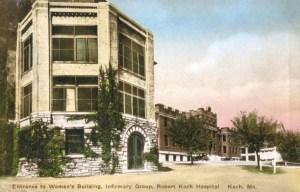 Koch Hospital, St. Louis