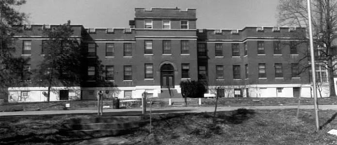 Robert Koch Hospital, St. Louis