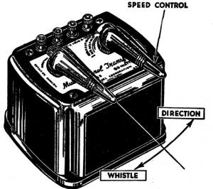 Lionel 1033 transformer