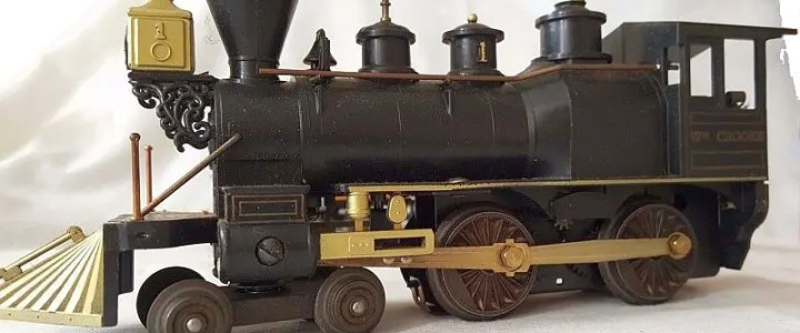 Marx William Crooks locomotive