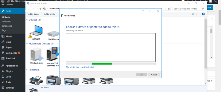 Add a TCP/IP printer in Windows 10