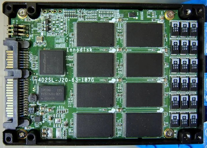 What is a 3D SSD? You can't tell by looking.
