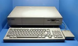 The Amiga 1000 was the most anticipated of the new computers in 1985