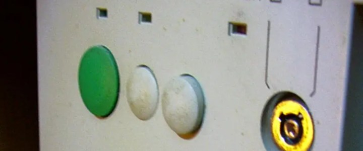 Why did old PCs have a turbo button?
