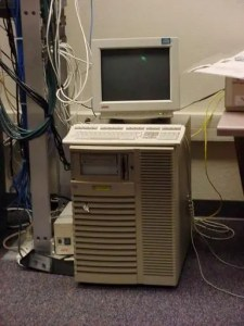 What happened to Digital Equipment Corporation, maker of Alpha servers?