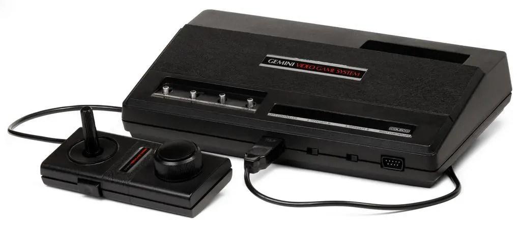 Coleco Gemini console