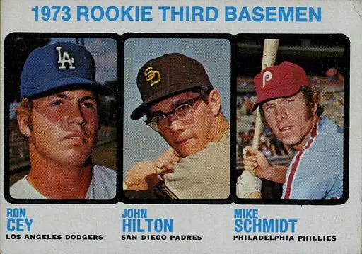 Most valuable baseball cards of the 1970s - Mike Schmidt