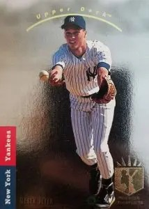 Most Valuable Baseball Cards Of The 1990s The Silicon
