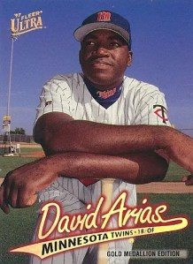Most valuable baseball cards of the 1990s - David Ortiz