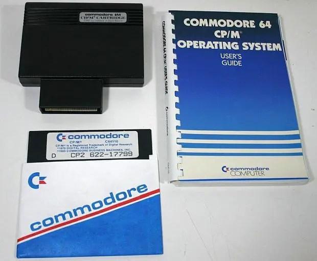 Commodore 64 CP/M cartridge