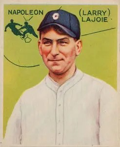 1933 Goudey baseball cards - 1933 Goudey Nap Lajoie