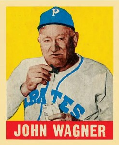 who was Honus Wagner?