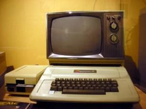 Computers in 1980: Apple II