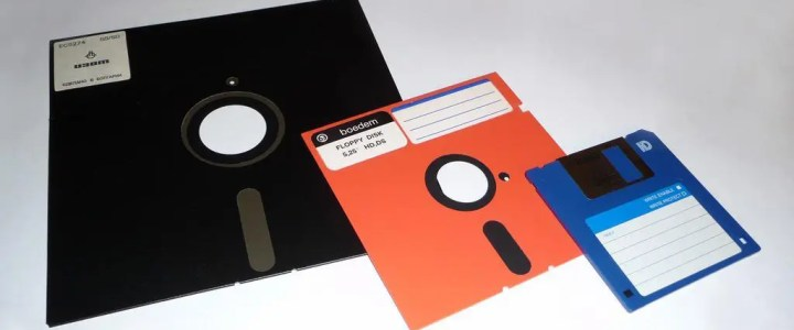 Advantages and disadvantages of floppy disks