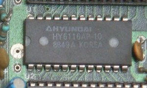 types of computer memory chips - DRAM