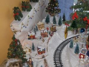 Christmas Village Platform.Christmas Village Set Up Tips The Silicon Underground