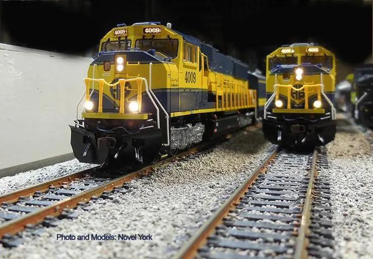 How big is HO scale? How big is an HO scale train?