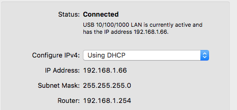 How to find my router IP