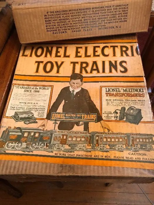 How to store Lionel trains
