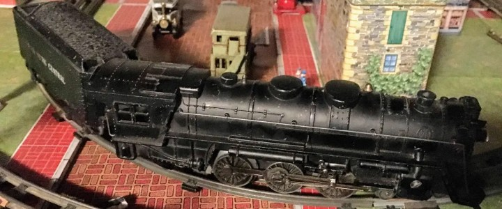How to disassemble and service a Marx 333 locomotive