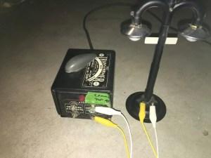 wiring Marx accessories