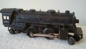 do Lionel trains have lead paint?
