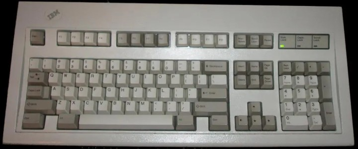 301 keyboard error