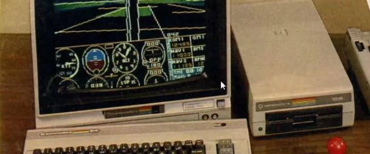 Commodore 1702 monitor