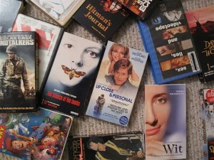 Are VHS tapes valuable?