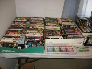 are VHS tapes good to collect?