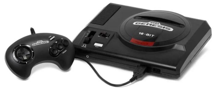 Sega Genesis power supply specs
