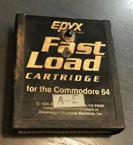 Epyx Fast Load mods