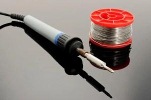 soldering for model railroaders