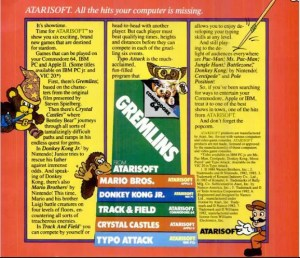 Atarisoft