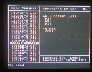 Atari SDrive Max