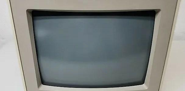 Amiga 1080 monitor