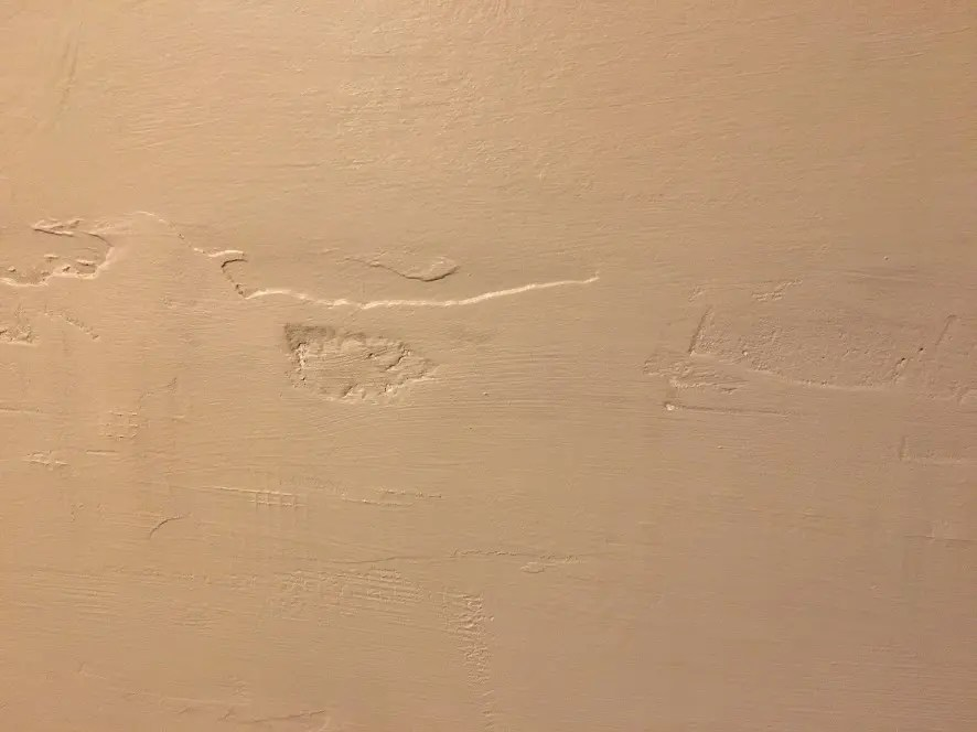 does drywall have to be textured