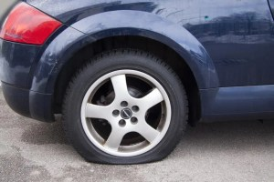 tire pressure low in cold weather