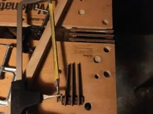 How to cut Lionel tubular track