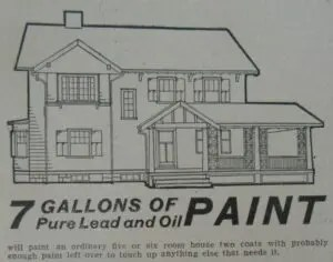 why did paint have lead in it