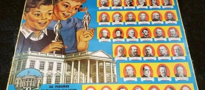 Marx presidential figures
