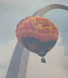 Pantera's Pizza history